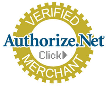 Trainor Sports is a proud verified merhcant with Authorize.net.